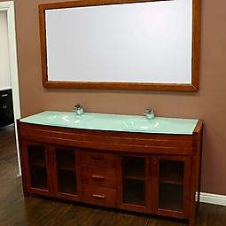 Bathroom Cabinets Orange County design elements bathroom vanities - burroughs hardwoods inc