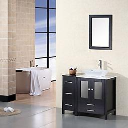 Arlington 36 Single Vessel Sink Vanity Product List Image