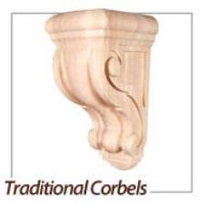 Traditional Corbels