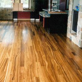 Hardwood flooring species for Exotic wood flooring