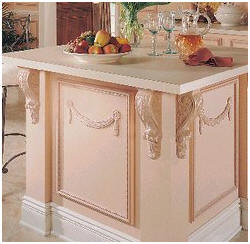 Ornamental Mouldings Picture