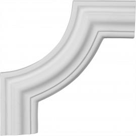 10 1/2W x 10 1/2H Pompeii Panel Moulding Corner