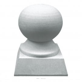 """""""3 3/8""""""""OD x 4 3/4""""""""H Traditional Finial"""""""