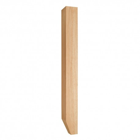 P32 Tapered Shaker Wood Post
