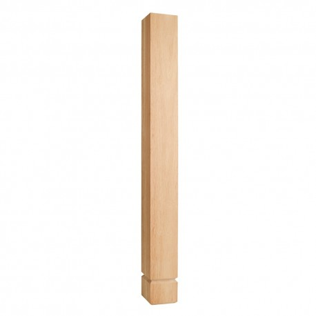P33 Shaker Wood Post