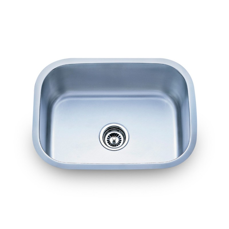... Sinks > Utility Sinks > Stainless Steel (18 Gauge) Undermount Large