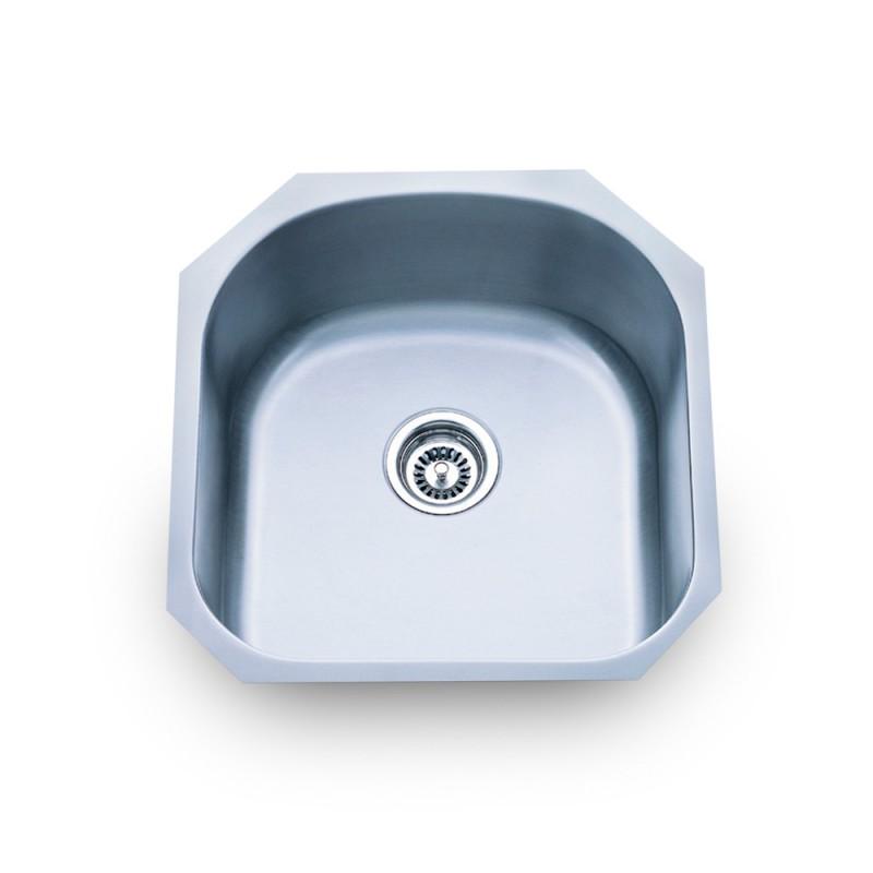 Undermount Utility Sink Stainless Steel : ... Steel Sinks > Utility Sinks > Stainless Steel (18 Gauge) Undermount