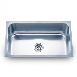 Stainless Steel (18 Gauge) Undermount Utility Sink 863