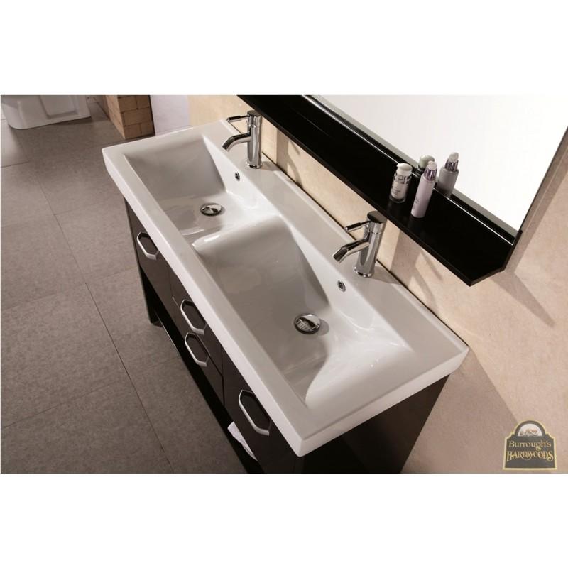 citrus 48 double sink vanity set in espresso burroughs