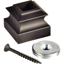 "1/2"" Flat Shoe w/Set Screw"