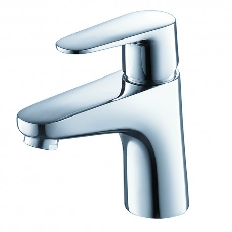 Single Hole Vanity Faucet : > Faucets > Fresca Diveria Single Hole Mount Bathroom Vanity Faucet ...