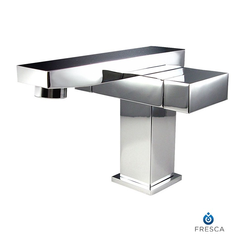 Single Hole Vanity Faucet : Bath > Faucets > Fresca Orba Single Hole Mount Bathroom Vanity Faucet ...