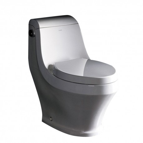 Fresca Volna One-Piece Contemporary Toilet