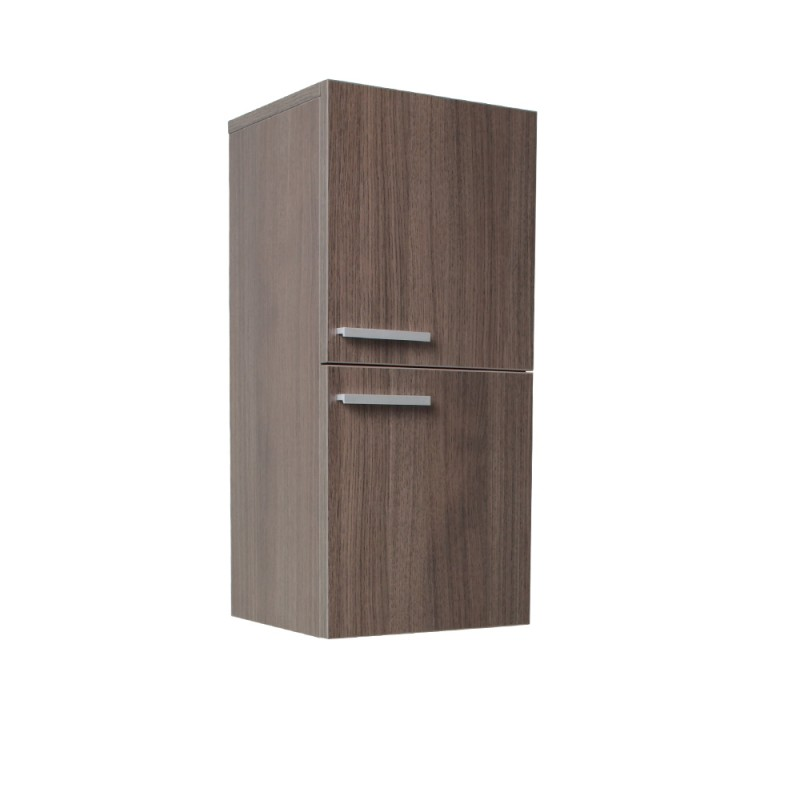 bath storage cabinets fresca gray oak bathroom linen side cabinet