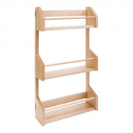 "SPR12 Spice Rack for 18"" Wall Cabinet"