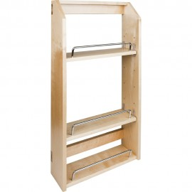 "SPR9A Adjustable Spice Rack for 15"" Wall Cabinet"