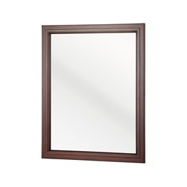 AUGUSTE 23-1/2 IN. W X 30 IN. H WALL MIRROR IN CHESTNUT