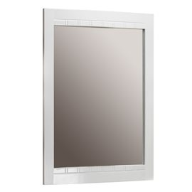 BELLANI WHITE BATHROOM MIRROR