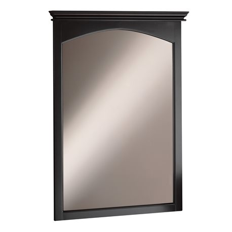 BERKSHIRE ESPRESSO BATHROOM MIRROR Burroughs Hardwoods