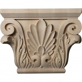 "Large Chesterfield Capital (Fits Pilasters up to 6 1/4""W x 2""D)"