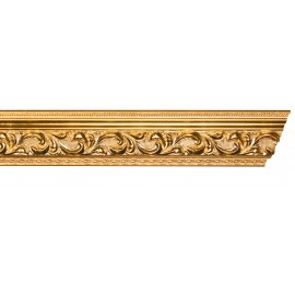 GF-69 Gold Foil Crown Moulding