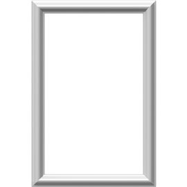 "16""W x 24""H x 1/2""P Ashford Molded Classic Picture Frame Panel"