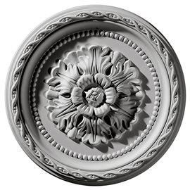 "11 1/2""OD x 1 1/2""ID x 1""P Palmetto Ceiling Medallion"