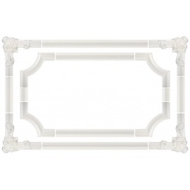 WR-9093 Ceiling Relief Set