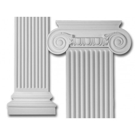Scroll Flat Column Set
