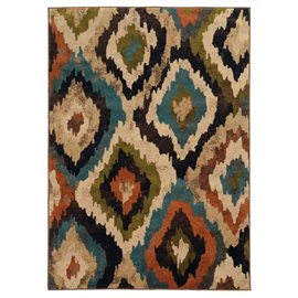 "EMERSON 4875A 1'10"" X 3' 3"" Area Rug"