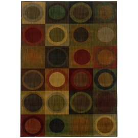 "ALLURE 0053A 1'11"" X 3' 3"" Area Rug"