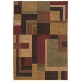 "ALLURE 009A1 1'11"" X 3' 3"" Area Rug"