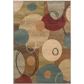 "EMERSON 2279A 1'10"" X 3' 3"" Area Rug"