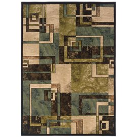 "EMERSON 2817A 1'10"" X 3' 3"" Area Rug"