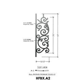 Bordeaux Series Curved and Level Panel