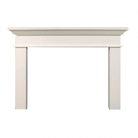 Mttrad White Fireplace Mantel