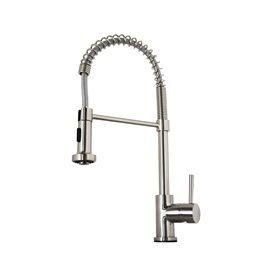 Virtu USA Triton PSK-1004-BN Faucet in Brushed Nickel