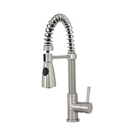 Virtu USA Ceto PSK-1007-BN Faucet in Brushed Nickel