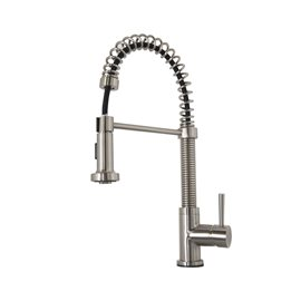 Virtu USA Arvia PSK-1008-BN Faucet in Brushed Nickel