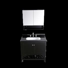 "33"" Bosconi SB-250 Contemporary Single Vanity"