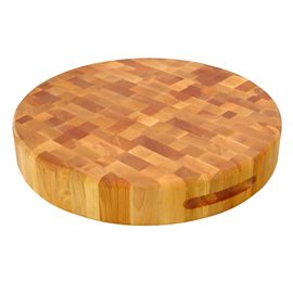 17 in. Round Slab-Reversible