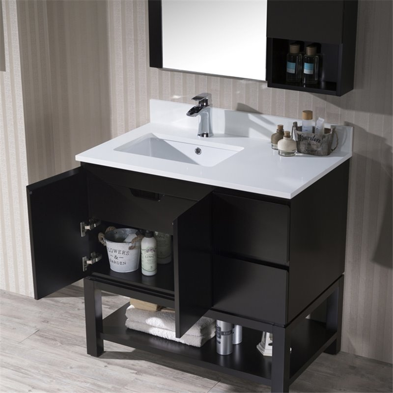Image Result For Monaco Right Basin Base Metal Gray Vanity With Chrome