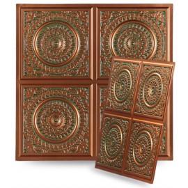 Ceiling Skin 117 - Patina Copper