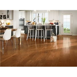 American Scrape Hardwood Cherry - Forest Color