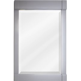 "Astoria Modern Jeffrey Alexander Mirror 22"" x 1-3/8"" x 34"""