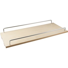 "10"" Shelf for the BPO10 series/includes 4 clips and 2 rails"