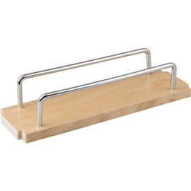 "3"" Shelf for the WFPO series/includes 4 clips and 2 rails"