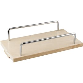 "5"" Shelf for the WPO5 series/includes 4 clips and 2 rails"
