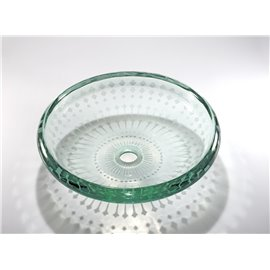GLASS SINK BOWL