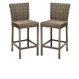 2 Cape Cod Barstools w/ Back